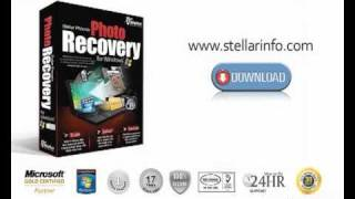 Product info: Stellar Phoenix Photo Recovery Software