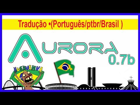 Aurora 07b1 • Como colocar Tradução •PortuguêsptbrBrasil • Xbox 360 RGH• nº1146