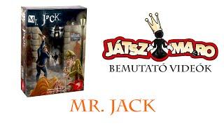 Mr.Jack bemutató