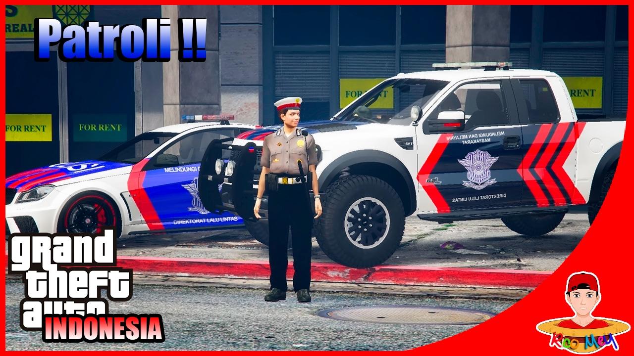 56 Koleksi Mod Mobil Polisi Indonesia Gta 5 Terbaik
