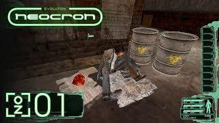 Nostalgisches Cyberpunk-MMORPG! • Neocron Evolution #001 • OchiZockt