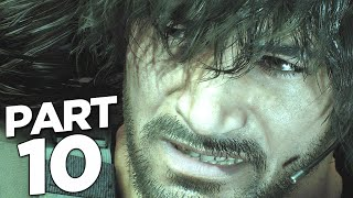 RESIDENT EVIL 3 REMAKE Walkthrough Gameplay Part 10 - DEFEND JILL (RE3 NEMESIS)