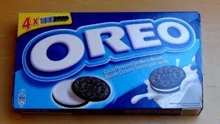 Oreo Shake [Blending of Oreo Cookies]