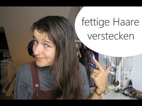 Haartutorial 3 Frisuren Die Fettige Haare Verstecken YouTube