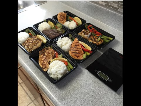 Whole Foods Meal Prep Made Easy - Billy K