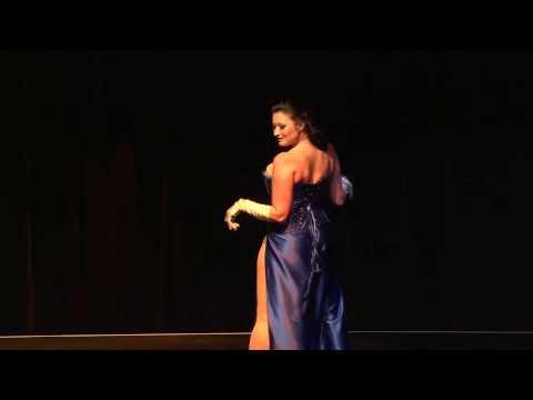07 La Divina - Hotter Than Hell Burlesque: La Divina Productions  - Hotter Than Hell Burlesque Kessler Theater Aug. 2012 Video by Ben Britt