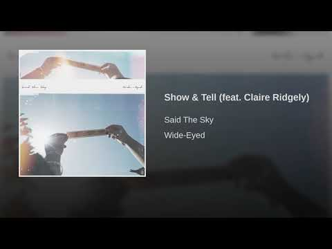 Show & Tell (feat. Claire Ridgely)