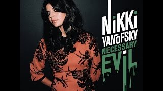 Nikki Yanofsky - Necessary Evil (Official Audio)