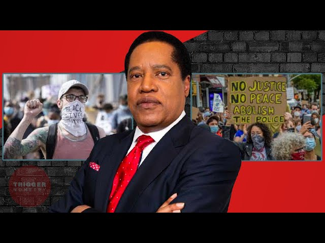 Larry Elder Debunks Police Systemic Racism