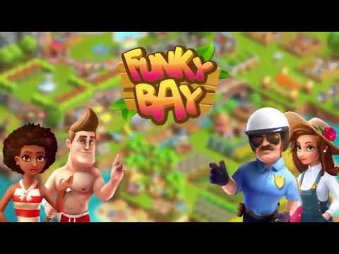 Funky Bay – Farm & Adventure game 1