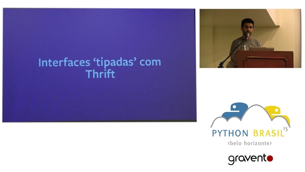 Image from Python na Infraestrutura MySQL do Facebook