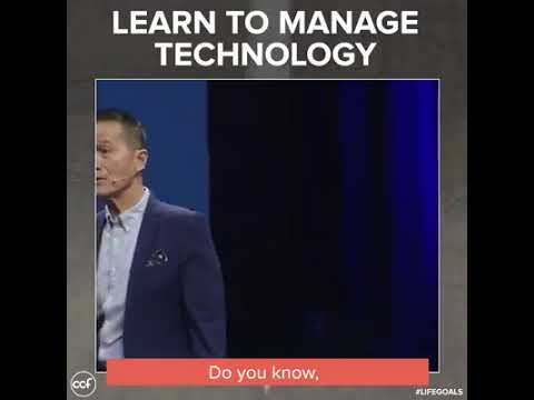 Learn how to manage technology
