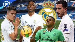 Les chiffres fous du Real Madrid dans des transferts ratés | Revue de presse