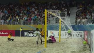 BSC 2017: Bahamas vs Guadeloupe Highlights
