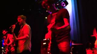 Saves the Day - Jodie, last song at Skully's in Columbus, OH 9/18/13