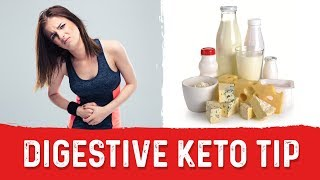 Keto and IF Tip for Better Digestion: ONLY 1 MINUTE.