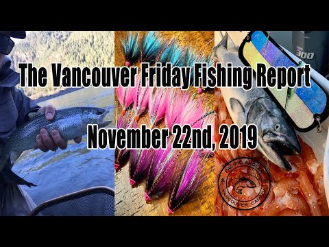 Pacific Angler Fishing Report Nov 22nd
