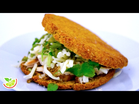 Whole Latin Arepas & Gorditas | Healthy | Flourless | Gluten Free | Yo +Green