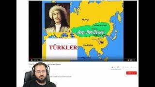 JAHREİN TÜRK TARİHİNİ İZLİYOR