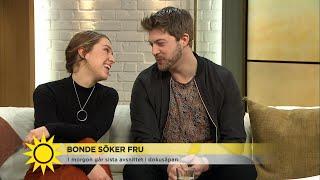 Mjölkbonden Susanna och Hannes om första mötet: