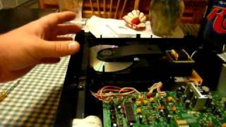 Video Kitchen Table Electronics Repair: Denon DCD-920 CD Player download MP3, 3GP, MP4, WEBM, AVI, FLV Maret 2018