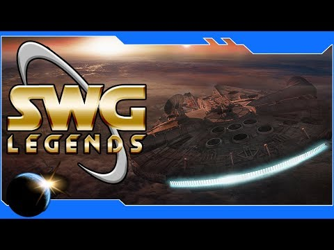 SWG: Legends - Multiplayer Ships! Jump To Lightspeed