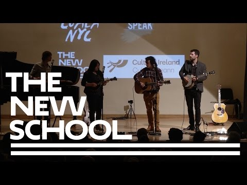 The People Speak: Ireland I The New School