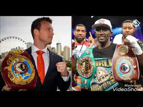 Bob Arum says: Terence Crawford will face Jeff Horn/Corcoran Winner; Crawford also to fight 3x in 18