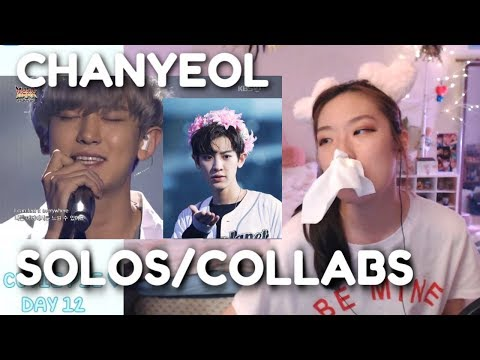 EXO'S CHANYEOL SOLO/COLLABS 'Creep' 'Stay With Me' 'Hug Me' + MORE | ARE U MY EXO-LMATE? (Day 12)