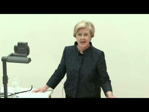 Emeritus Professor Gillian Triggs: The Business of Human Rights