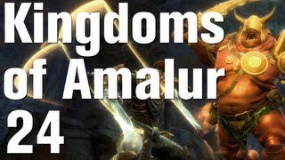 Kingdoms of Amalur: Reckoning Walkthrough Part 24 - Urul-Tusk