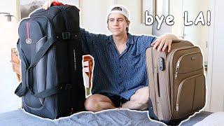i left LA after 2 weeks to mov…