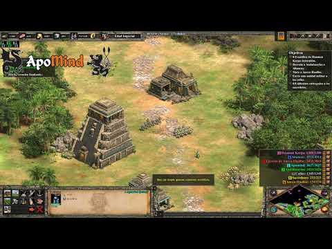 4. La Tienda Del Halcón [DIFÍCIL] Pachacútec - Age Of Empires II: Definitive Edition [AoE2DE]