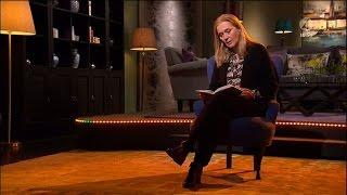 Författaren Katarina Frostenson ser livet med andra ögon - Malou Efter tio (TV4)