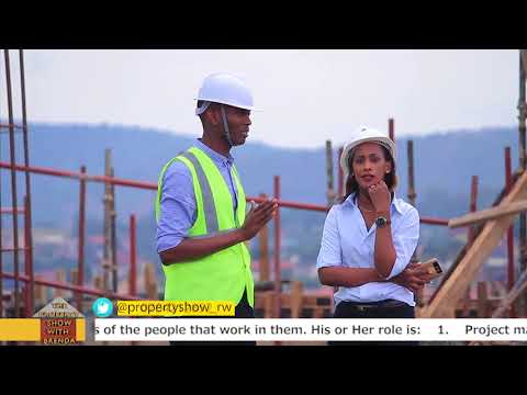 RWANDAN YOUTH IN ARCHITECTURE (THE PROPERTY SHOW EPISODE 09)