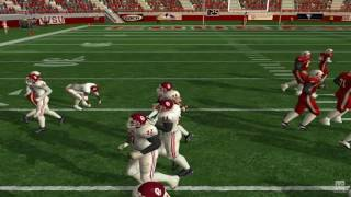 NCAA College Football 2K3 GameCube Gameplay HD