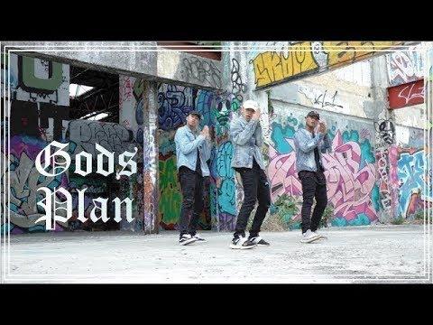 """God's Plan"" by DRAKE | Michael Le Choreography | @justmaiko @champagnepapi"