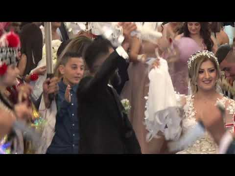 Paul And Mirna Wedding  17-1-20 Part 1