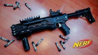 [COMMUNITY] NERF Shotgun | RR16 Tactical Roughcut MOD by HUNTER