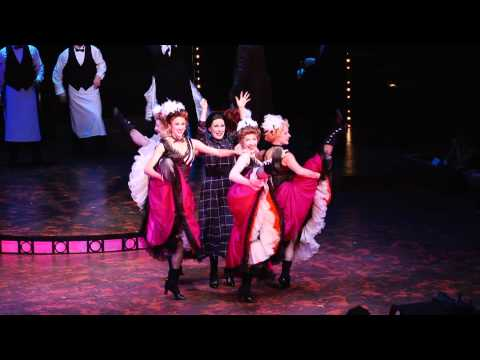 Westchester Broadway Theatre  presents CAN-CAN.
