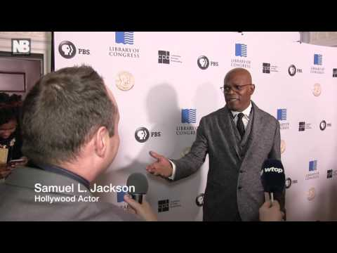Samuel L. Jackson Says He's Not Leaving the U.S. Over Trump