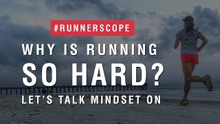 Why is running so hard? Let