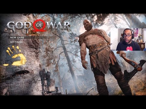 The Journey Begins | God of War (PS4) | PART 1
