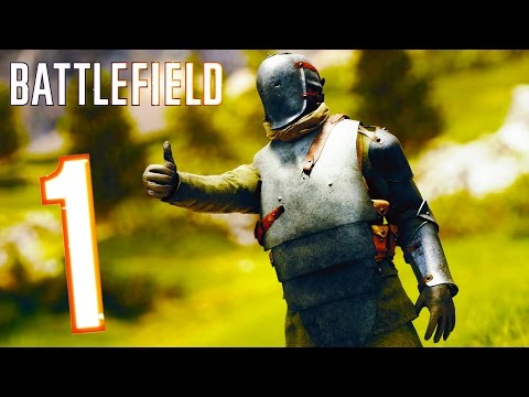 Battlefield 1 - Random & Funny Moments #5 (The Robot, Bayonet's Everywhere!!)