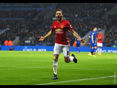 Leicester City 0-3 Manchester United | MKHITARYAN, ZLATAN & MATA GOALS WIN IT