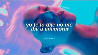 Yo Te lo Dije - J Balvin (Letra)