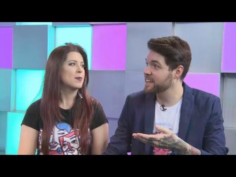 Power Couple Online | Casal Nadessa comenta o reality ao vivo