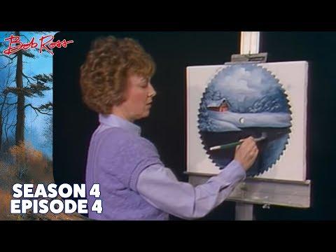 Bob Ross - Winter Sawscape (Season 4 Episode 4)