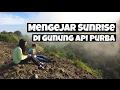 Libur PILKADA - Kita Naik Gunug Api Purba, Yogyakarta