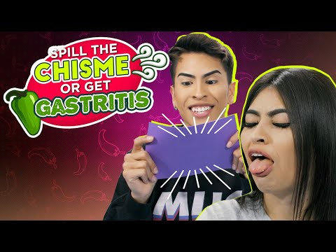 Louie and Yoatzi Play A Game Of Spill the CHISME or Get GASTRITIS - mitu
